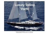 Luxury Sailing Yacht - Bffo.ch