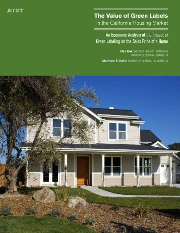 green LAbeLs For Homes - US Green Building Council