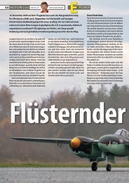 Flüsternder Bolide P-38 Lightning von Pichler