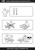 merge corner workstation instructions - Officeworks - Page 2