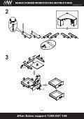 merge corner workstation instructions - Officeworks - Page 5