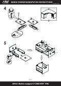 merge corner workstation instructions - Officeworks - Page 6