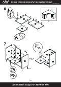 merge corner workstation instructions - Officeworks - Page 7