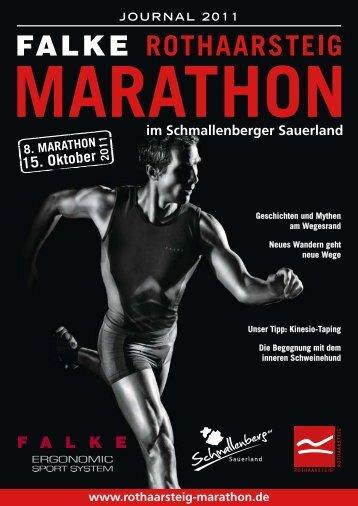 Schmallenberger Sauerland - Rothaarsteig Marathon
