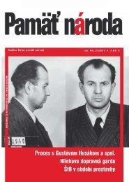 Pamäť národa 02/2011 - Ústav pamäti národa