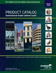 PRODUCT CATALOG - Serrubec Inc.
