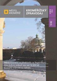 Vydání - 2 / 2010 - Město Kroměříž