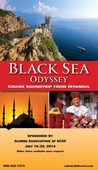 BLACK SEA - AHI International