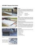 FIBERGLASS FLOORING AND DECKING SYSTEMS - Page 2