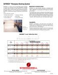 FIBERGLASS FLOORING AND DECKING SYSTEMS - Page 4