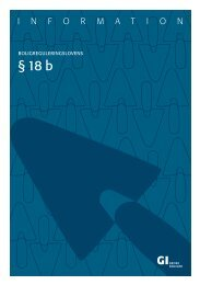 § 18 b - Grundejernes Investeringsfond