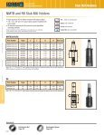 Stub Mill Holders, Boring Head, Blank Bar - Lyndex-Nikken - Page 4