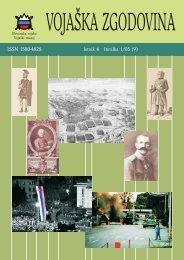 Letnik 6 / november 2005 - Slovenska vojska