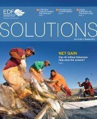 NET GAIN - Environmental Defense Fund