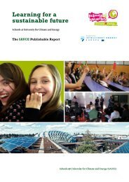 Success Story - Schools at University  for Climate and Energy