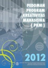 Pedoman PKM-2012