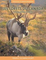 La trousse d'enseignement - Canadian Forestry Association