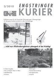 03/10 - Engstringer Kuriers