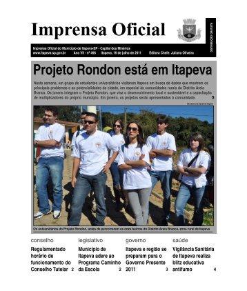 Edição 496 - Itapeva