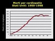 I fattori di rischio cardiovascolare - Cuorediverona.it