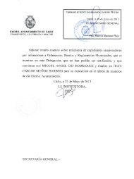 Adjunto remito anuncio sobre relaciones de expedientes ...