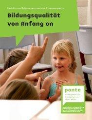 ponte_Broschuere2007_03.pdf - Deutsche Kinder und Jugendstiftung