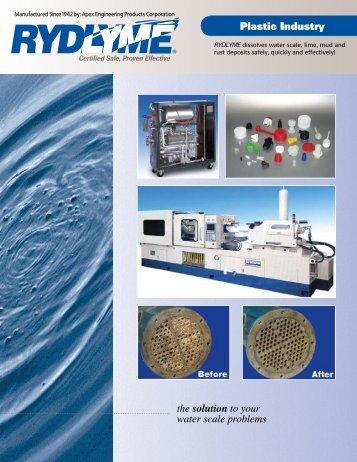 Plastics - Apex Engineering Products Corporation