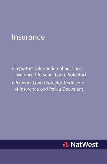 Personal Loan - NatWest