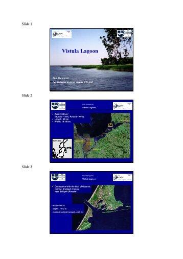 Vistula Lagoon - Baltic Lagoon Network