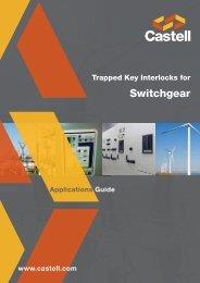 Interlocks for Switchgear Applications Guide - Castell
