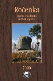 Rocenka 2009 - Jizersko-ještědský horský spolek