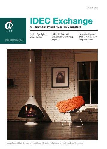 South Regional IDEC Conference Interior Design Educators Council