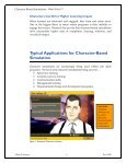 Character Based Simulations: What Works - Page 6