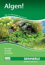 Algen (PDF, ca. 500 KB) - Dennerle