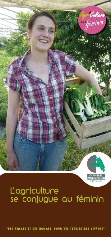 auféminin - Chambres d'agriculture