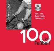 100 Jahre Fußball