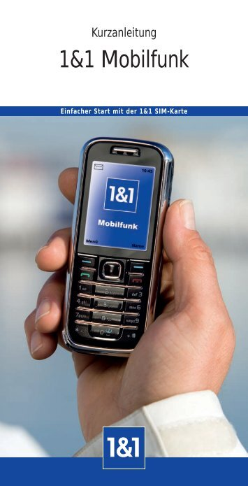 1&1 Handy-Konfigurator - Scebs.com