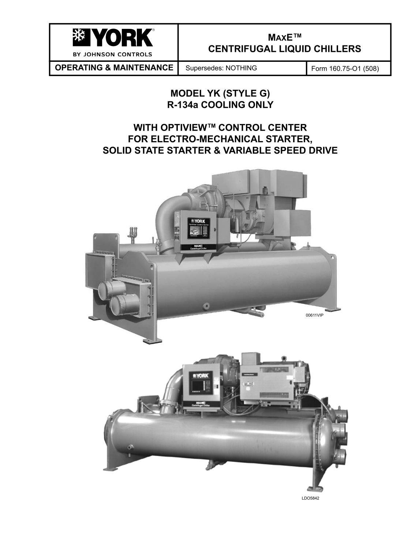 Manual De Operaaao Chiller York Johnson Controls on York Chiller Diagram Data Wiring Diagrams