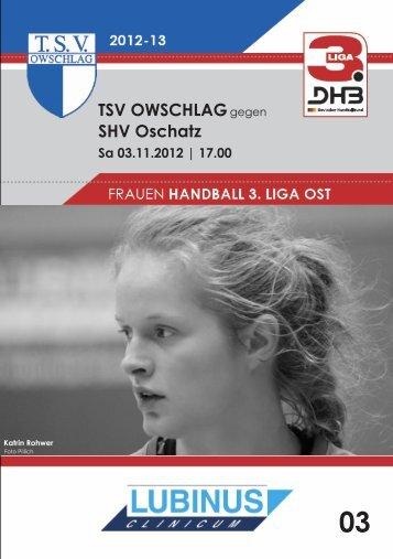 03 - TSV Owschlag