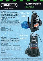 DRHPER pumps - Saracen Distribution