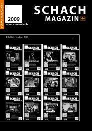 schach magazin