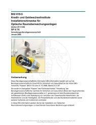 BGI 819-5 Kredit - beim Carl Heymanns Verlag