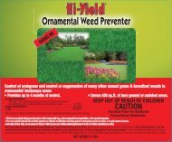 Label 33032 Ornamental Weed Preventer Approved 07 ... - Fertilome