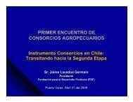 Consorcios - FIA