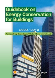 Guidebook on Energy Conservation for Buildings - ECCJ
