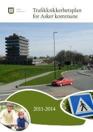 Trafikksikkerhetsplan 2011-2014.pdf - Asker kommune