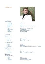 Markus Preller - scapework