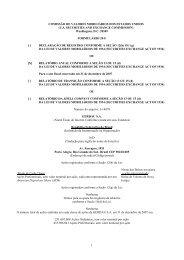 Formulário 20F - Gerdau