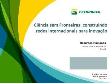 Ciência sem Fronteiras - Open Innovation Seminar