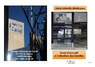 document SIM - Générale de Santé